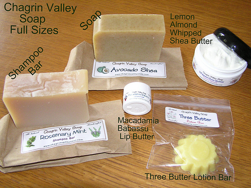 Chagrin Valley Soap & Craft - JenW's blog